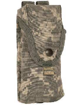 Single M16 Ammo Pouch Molle ACU 56-72