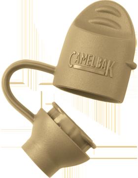 Camelbak Hydration Accessories Bite Valve Cover Tan 60120 small