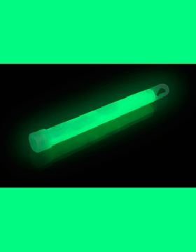6in Light Stick Green 12 Hour 612HG10B (10 Count)