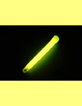 6in Light Stick Yellow 12 Hour 612HY100F (100 Count)