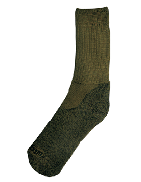 CoolMax Moisture Wicking Boot Sock