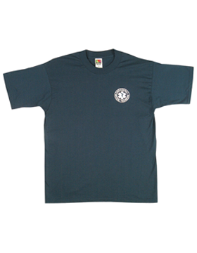 Navy T-Shirt with EMT (2 Sided) 64-621