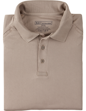 Men's Long Sleeve Performance Polo 72049