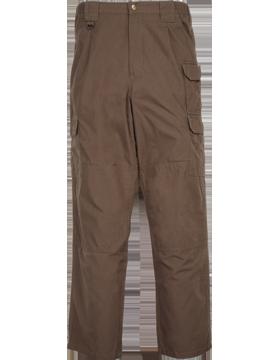 Men's 5.11 Tactical Cotton Pants Brown