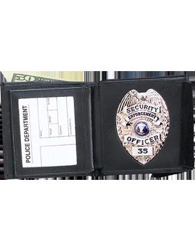 Double ID Badge Wallet 79500
