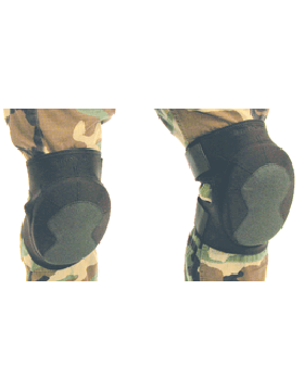 Hellstorm Neoprene Knee Pads 809100 Foilage Green