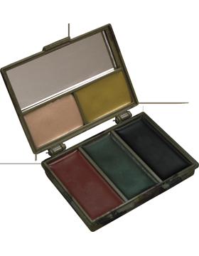 Five Color Woodland/Gray Bark Camo Compact 8205
