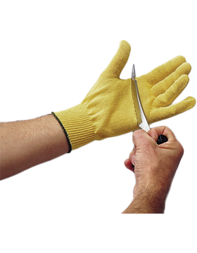 HEAVYWEIGHT KEVLAR KNIT GLOVES