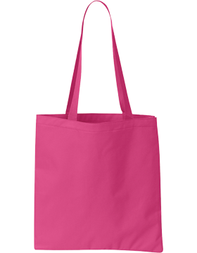 Liberty Bags Recycled Basic Tote 8801 Hot Pink