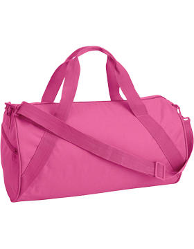 Liberty Bags Recycled Small Duffle Hot Pink