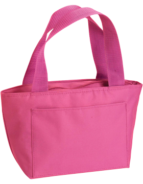 Liberty Bag Simple and Cool Cooler 8808 Hot Pink