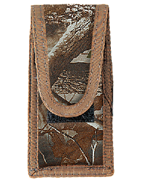 Large Folding Knife Case Realtree Hardwoods Camo 88326