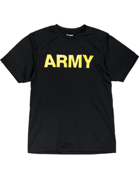 Army PT Short Sleeve T-Shirt 8851A small