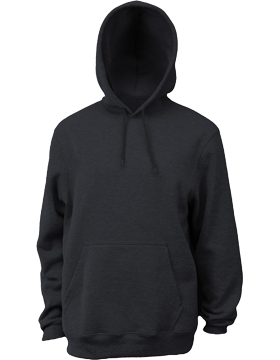 Soffe Training Fleece Hooded Sweatshirt 9388