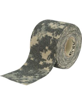 Camo Form Self-Cling Camo Wraps 9411 Army Digital Camo