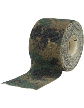 Camo Form Self-Cling Camo Wraps 9412 Marpat Woodland Camo
