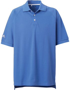Adidas Pique Short-Sleeve Polo A108