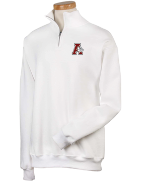 Anniston Bulldogs Quarter-Zip Sweatshirt 995M