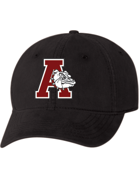 Anniston Bulldogs Unstructured Cap