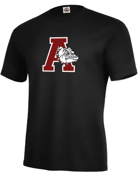 Anniston Bulldogs T-Shirt D11B