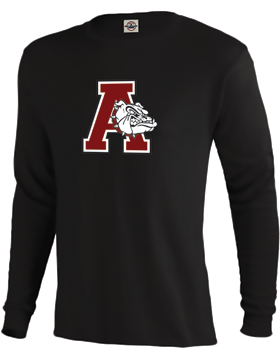 Anniston Bulldogs L/S T-Shirt D61A