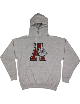 Anniston Bulldogs Heavyweight Hoodie S8022