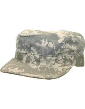 ACU Patrol Cap with Map Pocket