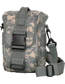 Modular Tactical Shoulder Bag ACU 56-457