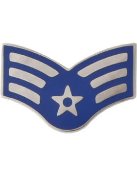 Air Force No Shine Rank Senior Airman