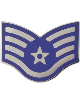 Air Force No Shine Rank Staff Sergeant
