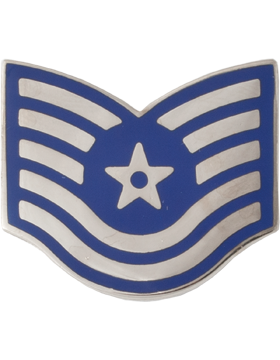 Air Force No Shine Rank Technical Sergeant