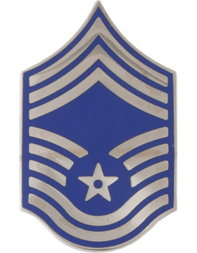 Air Force No Shine Rank Chief Master Sergeant