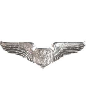 Air Force Badge No Shine Full Size Non-Rated Officer Aircrew