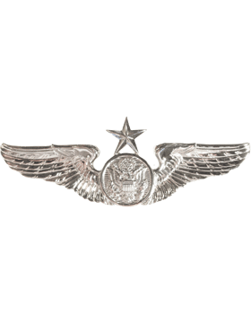 USAF Badge No Shine Senior Enlisted Aircrew Member