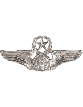 USAF Badge No Shine Chief Enlisted Aircrew Member