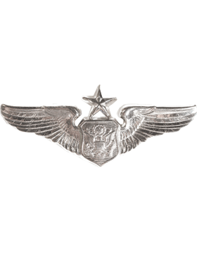 USAF Badge No Shine Senior Non-Rated Aircrew