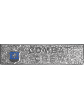Air Force Badge No Shine Mid-Size Combat Crew