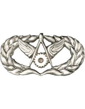 Air Force Badge No Shine Full Size Civil Engineer