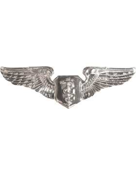 USAF Badge No Shine Basic Flight Surgeon