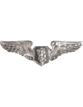 USAF Badge No Shine Basic Flight Nurse
