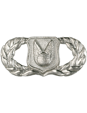 Air Force Badge No Shine Full Size Operations Support