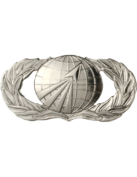 USAF Badge No Shine Basic Aquisition