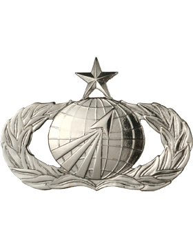 USAF Badge No Shine Senior Aquisition
