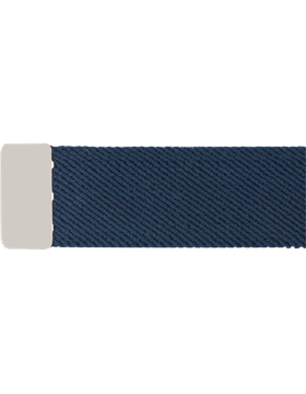 USAF Spec Elastic Belt with No Shine Tip (Female)