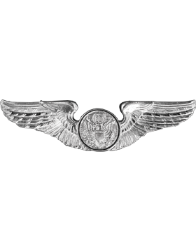 Air Force Badge No Shine Mid-Size Enlisted Aircrew Member