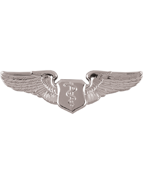 Air Force Badge No Shine Mid-Size Flight Surgeon