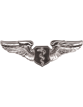 Air Force Badge No Shine Mid-Size Flight Nurse