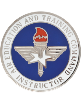 Basic Instructor Badge Air Education and Training Command