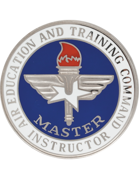 Master Instructor Badge Air Education and Training Command
