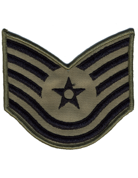 USAF Chevron (AF-C705/L) Technical Sergeant ABU Large (Pair)